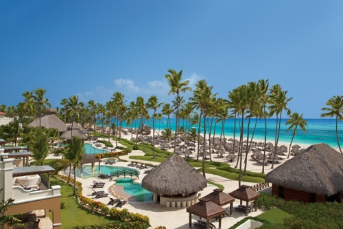 Beach and Pools at Now Larimar are Breathtaking!